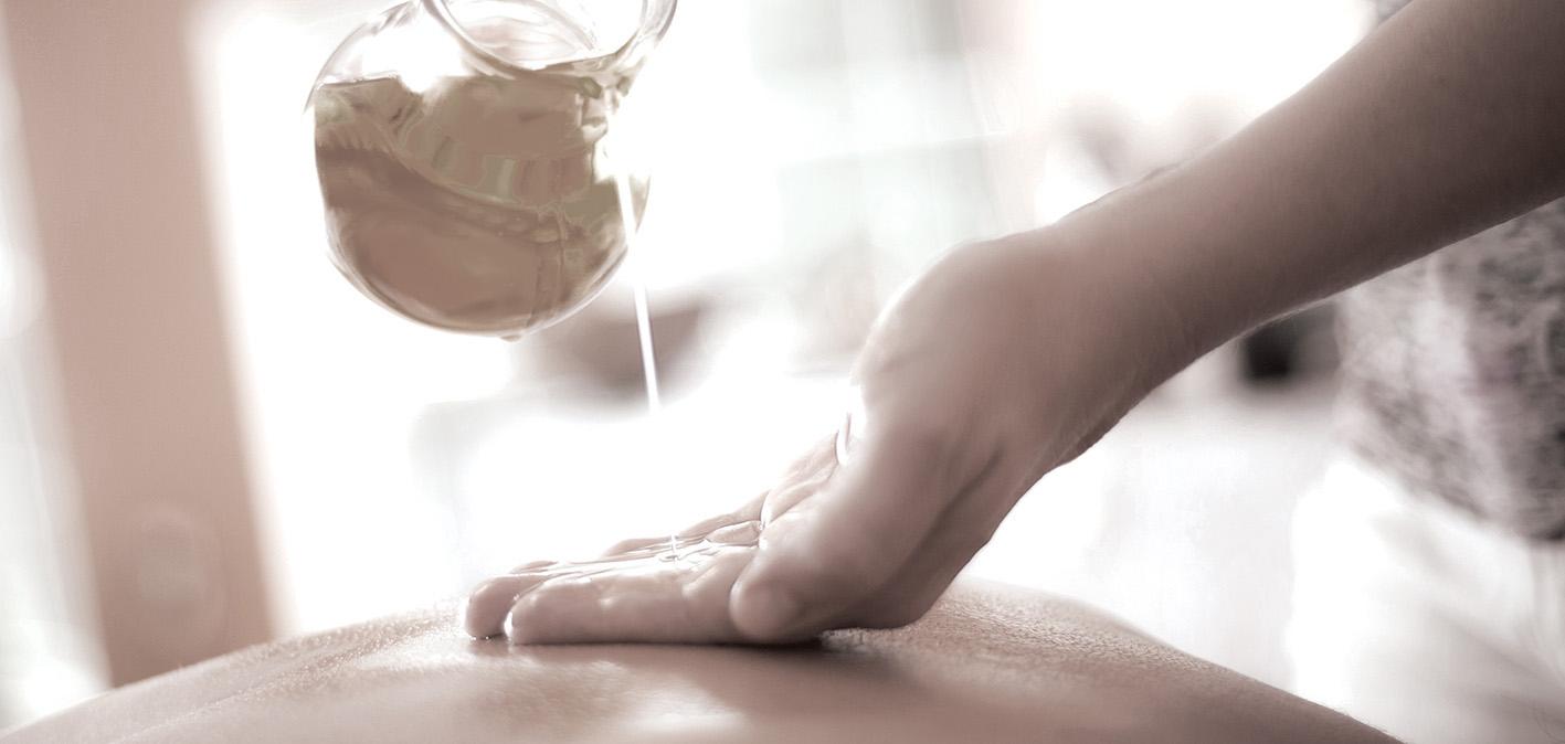 oil massage 2